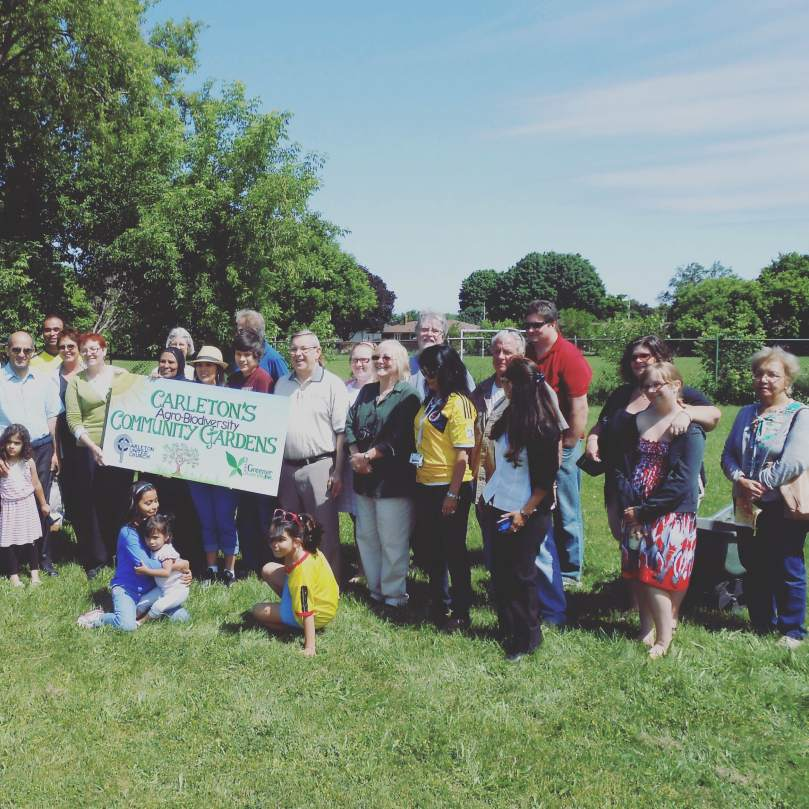 Community Garden Group, St. Catharines
